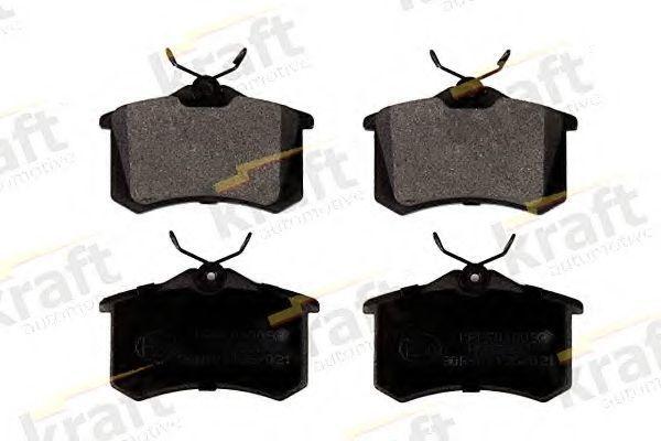 Колодки тормозные KRAFT AUTOMOTIVE 6010092