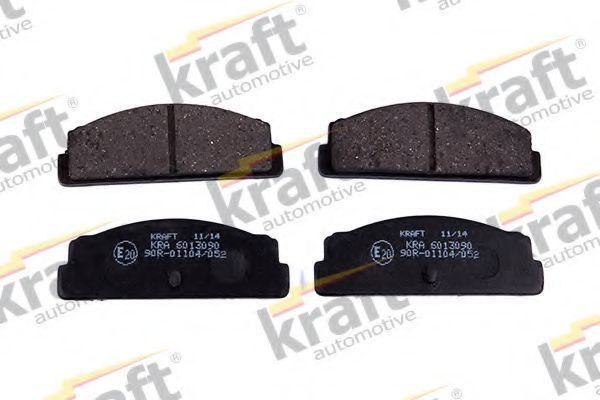 Колодки тормозные KRAFT AUTOMOTIVE 6013090