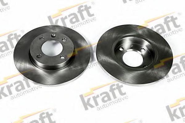 Диск тормозной KRAFT AUTOMOTIVE 6040020