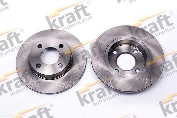 Диск тормозной KRAFT AUTOMOTIVE 6040050