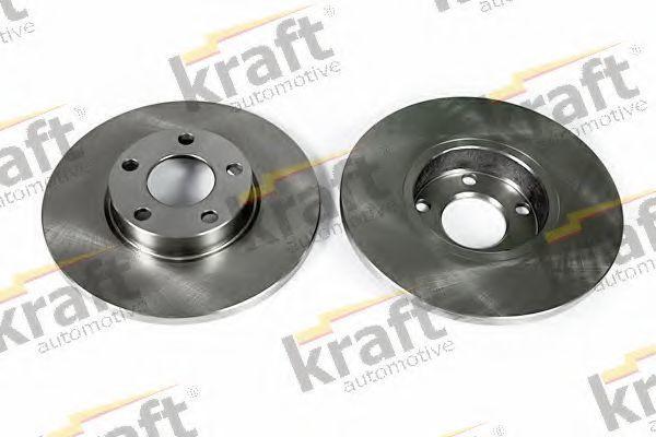 Диск тормозной KRAFT AUTOMOTIVE 6040120