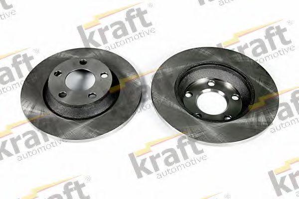 Диск тормозной KRAFT AUTOMOTIVE 6040270