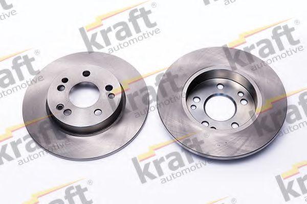 Диск тормозной KRAFT AUTOMOTIVE 6041010