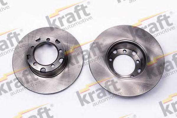 Диск тормозной KRAFT AUTOMOTIVE 6041020