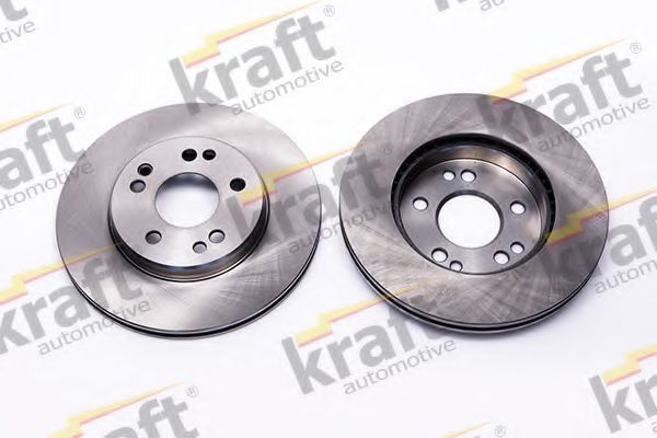 Диск тормозной KRAFT AUTOMOTIVE 6041030