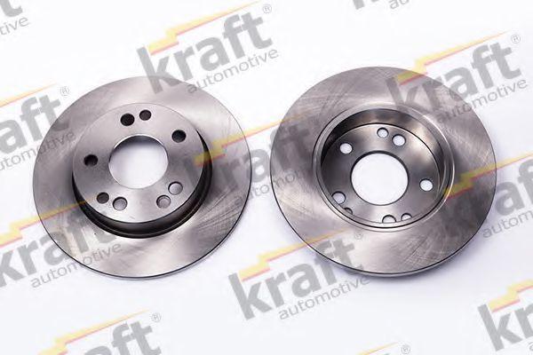 Диск тормозной KRAFT AUTOMOTIVE 6041050