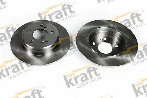 Диск тормозной KRAFT AUTOMOTIVE 6041160