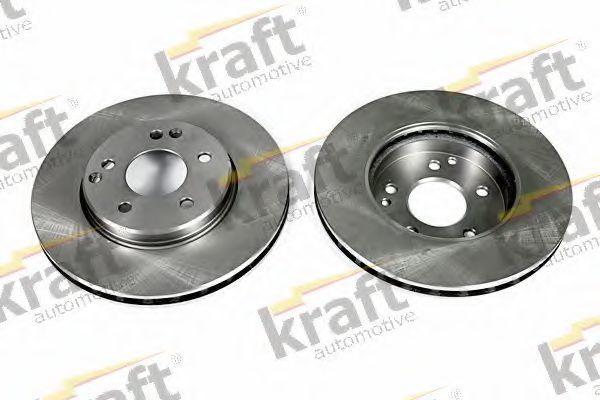 Диск тормозной KRAFT AUTOMOTIVE 6041170
