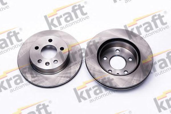 Диск тормозной KRAFT AUTOMOTIVE 6041400