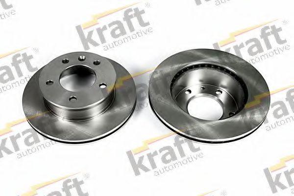 Диск тормозной KRAFT AUTOMOTIVE 6041410
