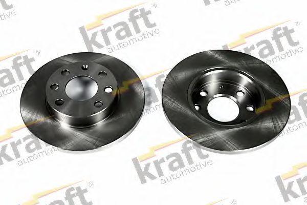 Диск тормозной KRAFT AUTOMOTIVE 6041500