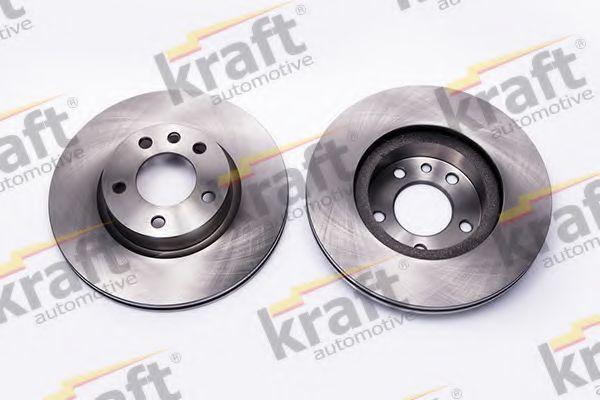 Диск тормозной KRAFT AUTOMOTIVE 6041525