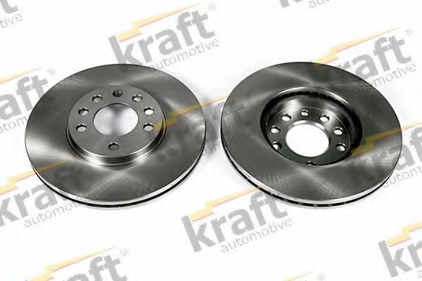Диск тормозной KRAFT AUTOMOTIVE 6041541