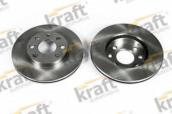 Диск тормозной KRAFT AUTOMOTIVE 6041560