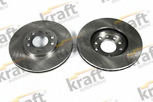 Диск тормозной KRAFT AUTOMOTIVE 6041660