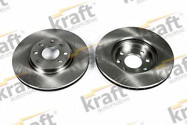 Диск тормозной KRAFT AUTOMOTIVE 6041670