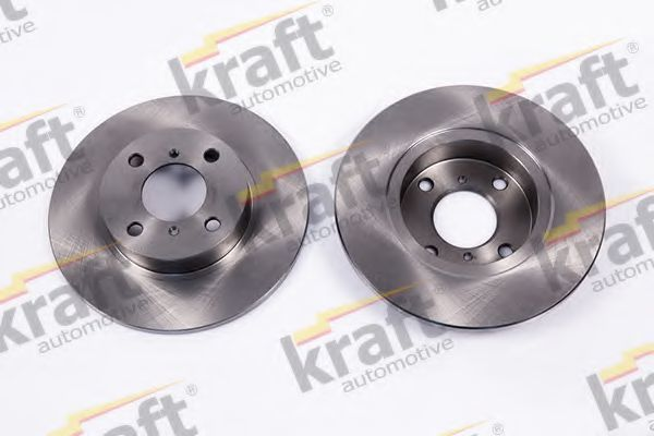 Диск тормозной KRAFT AUTOMOTIVE 6041720