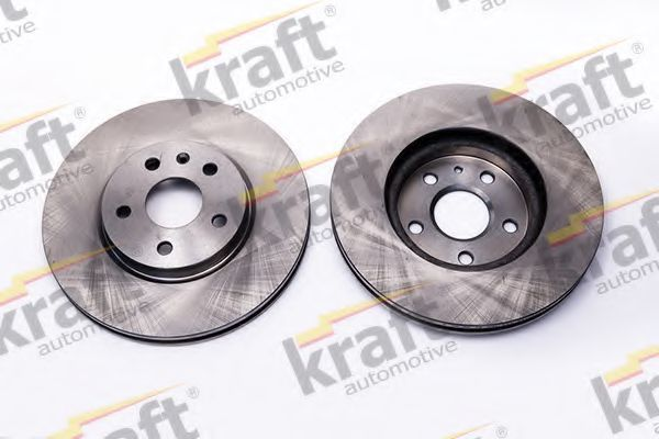 Диск тормозной KRAFT AUTOMOTIVE 6041735