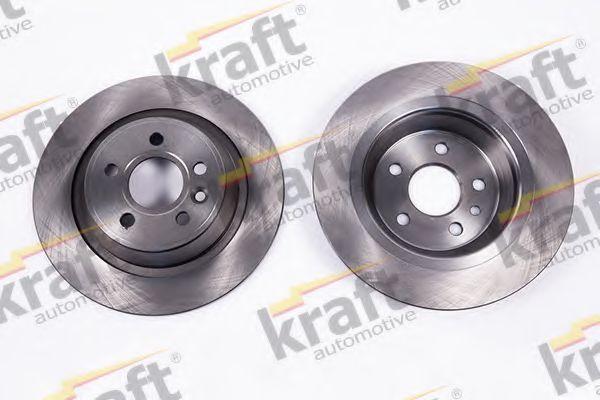 Диск тормозной KRAFT AUTOMOTIVE 6042003