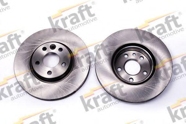 Диск тормозной KRAFT AUTOMOTIVE 6042007