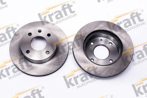 Диск тормозной KRAFT AUTOMOTIVE 6042020