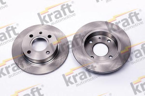 Диск тормозной KRAFT AUTOMOTIVE 6042090