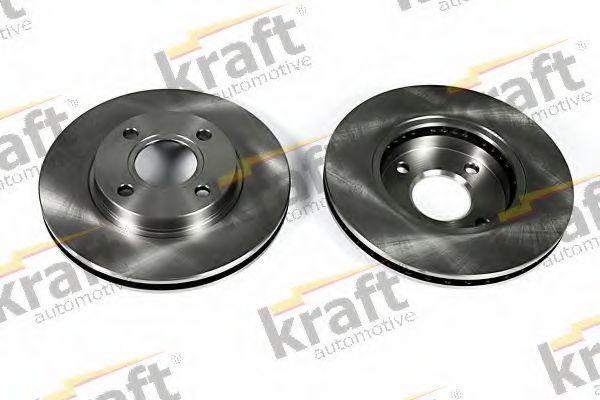 Диск тормозной KRAFT AUTOMOTIVE 6042120