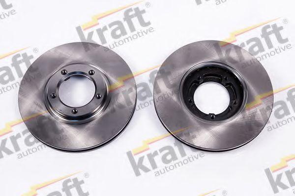 Диск тормозной KRAFT AUTOMOTIVE 6042130