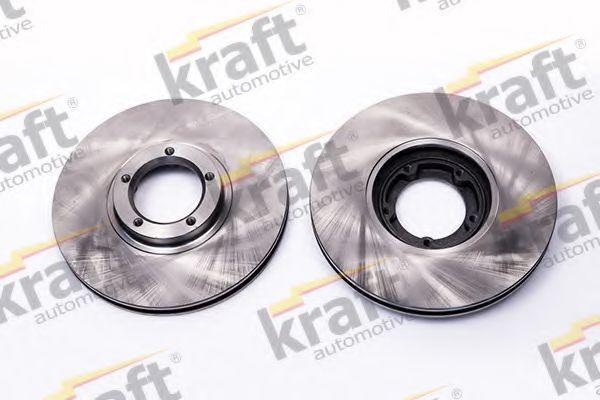 Диск тормозной KRAFT AUTOMOTIVE 6042145