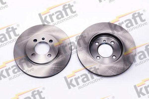 Диск тормозной KRAFT AUTOMOTIVE 6042520