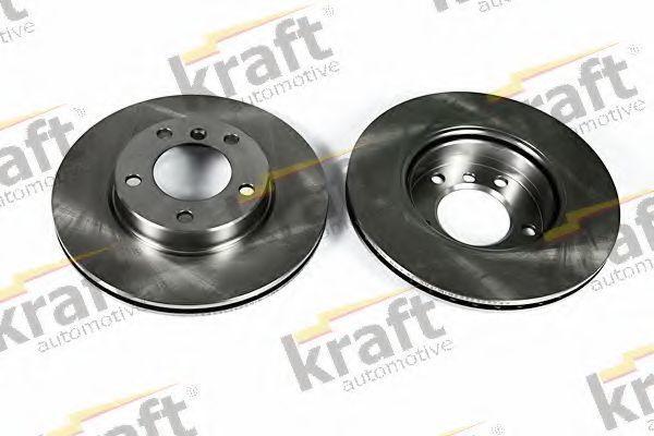 Диск тормозной KRAFT AUTOMOTIVE 6042600