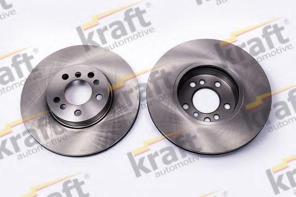 Диск тормозной KRAFT AUTOMOTIVE 6042690