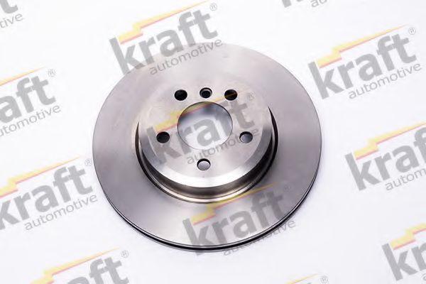 Диск тормозной KRAFT AUTOMOTIVE 6042710