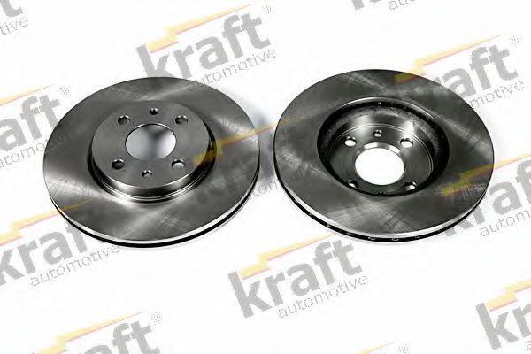 Диск тормозной KRAFT AUTOMOTIVE 6043065