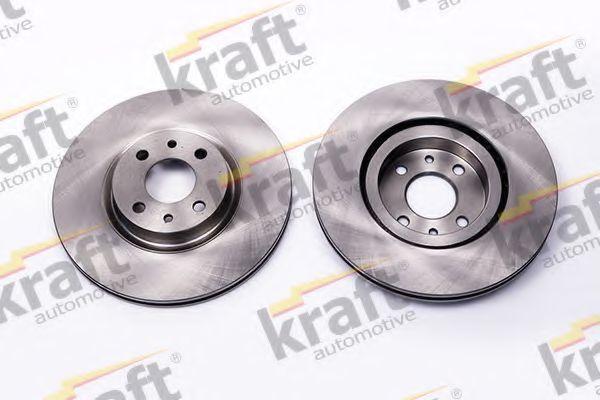 Диск тормозной KRAFT AUTOMOTIVE 6043150