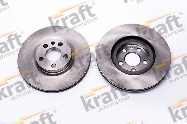 Диск тормозной KRAFT AUTOMOTIVE 6043200