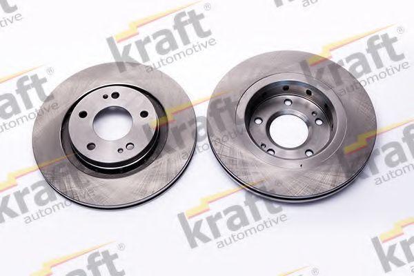 Диск тормозной KRAFT AUTOMOTIVE 6044226