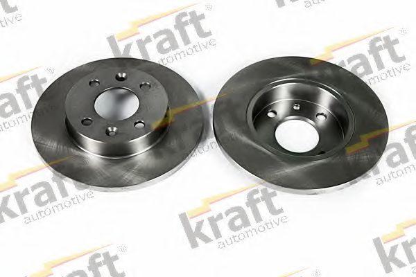 Диск тормозной KRAFT AUTOMOTIVE 6045030