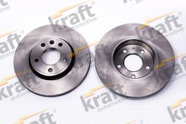 Диск тормозной KRAFT AUTOMOTIVE 6045430