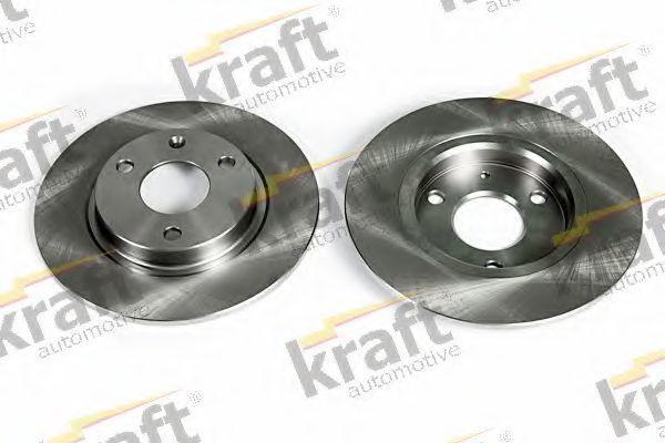 Диск тормозной KRAFT AUTOMOTIVE 6045530