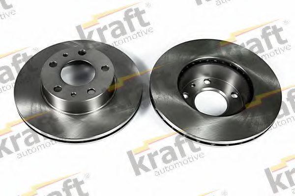 Диск тормозной KRAFT AUTOMOTIVE 6045810