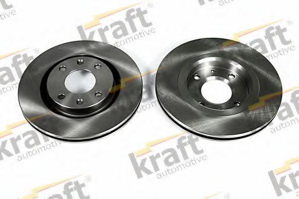 Диск тормозной KRAFT AUTOMOTIVE 6045990