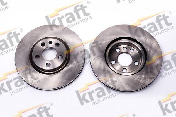 Диск тормозной KRAFT AUTOMOTIVE 6046005
