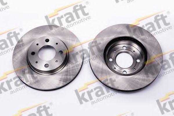 Диск тормозной KRAFT AUTOMOTIVE 6046370