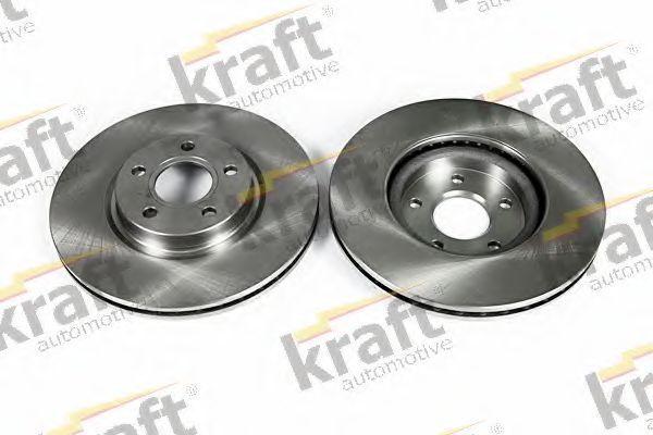 Диск тормозной KRAFT AUTOMOTIVE 6046430