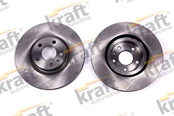 Диск тормозной KRAFT AUTOMOTIVE 6046840