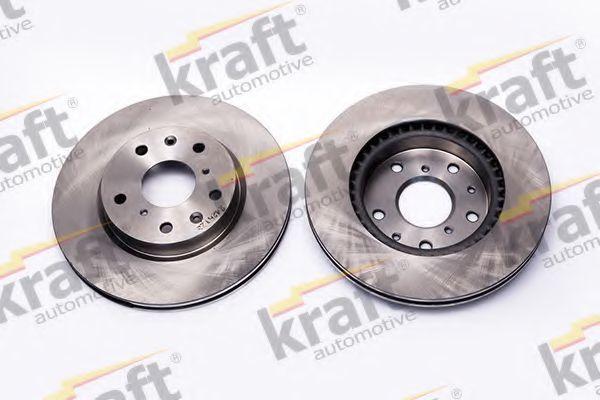 Диск тормозной KRAFT AUTOMOTIVE 6047060