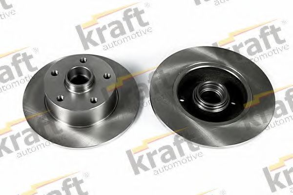 Диск тормозной KRAFT AUTOMOTIVE 6050120