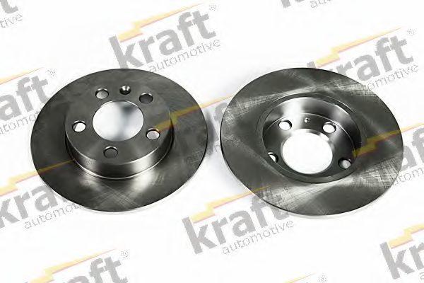 Диск тормозной KRAFT AUTOMOTIVE 6050180