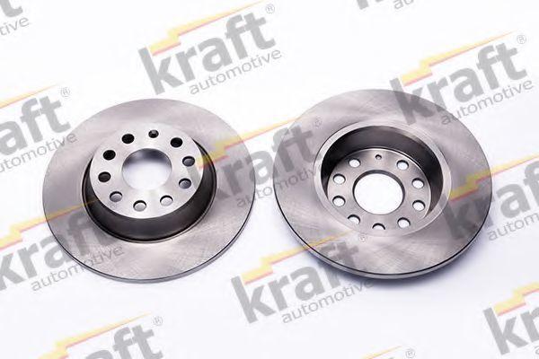 Диск тормозной KRAFT AUTOMOTIVE 6050270